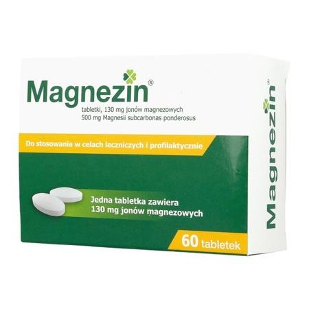MAGNEZIN, magnez lek, 60 TABLETEK