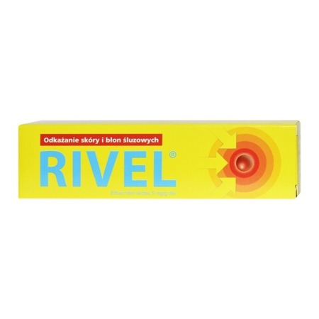 RIVEL ŻEL 0,5 % 30 G
